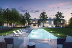 Bridgehampton, NY, USA – Moderne Luxus Villa