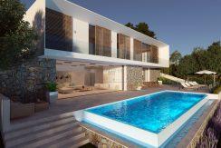 Costa de la Calma – Neubau Luxusvilla mit Meerblick