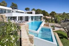 Santa Ponsa – Moderne Neubau-Villa nahe Jachthafen Port Adriano