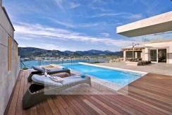 Puerto de Andratx – Neubau Villa der Extraklasse in Lauflage zum Hafen