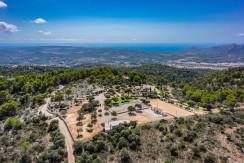 Son Font / Calvía – Pittoreskes Hideaway 400m über dem Meer