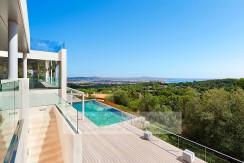 Son Vida – Extravagante Villa in kontemporärem Design nahe Golfplatz