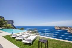 Puerto de Andratx – Höchstmodernes Luxusanwesen in der Cala Llamp mit Blick auf Sa Dragonera